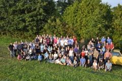 2011 Paardendagen Driezum Walterswald vrijwilligers