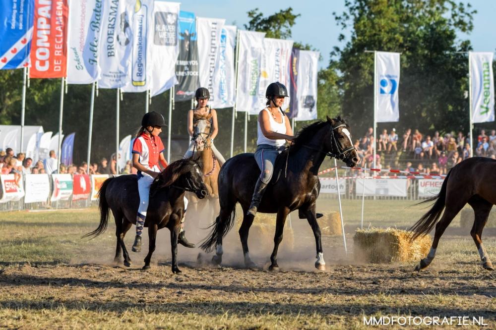 2018 paardendagen barrelrace (7)