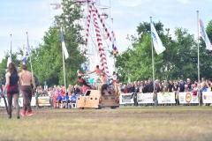 Paardendagen Walterswald paardenkrachtenshow Tra Volta Show team (2)