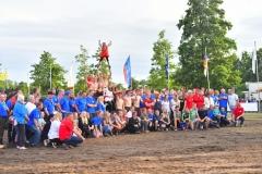 2016 Paardendagen Driezum Walterswald vrijwilligers