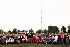 Paardendagen Driezum Walterswald vrijwilligers 2017 2